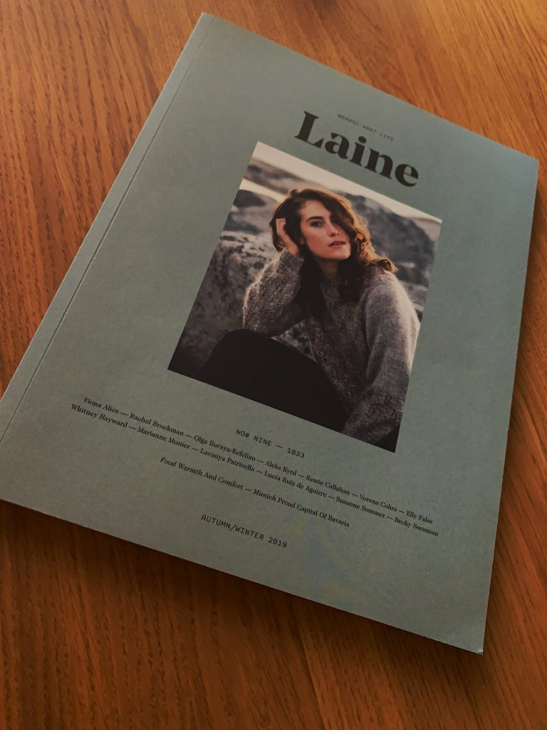 Laine Magazine issue9
