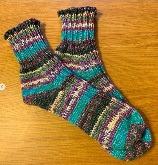 No Wrap Socks