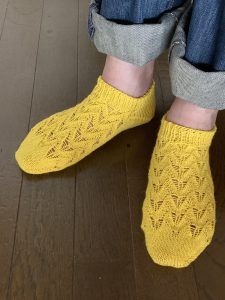 Mimosa Socks