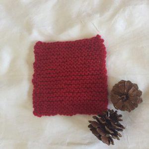 ガータ編み