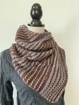 Pearl-Lined Cowl