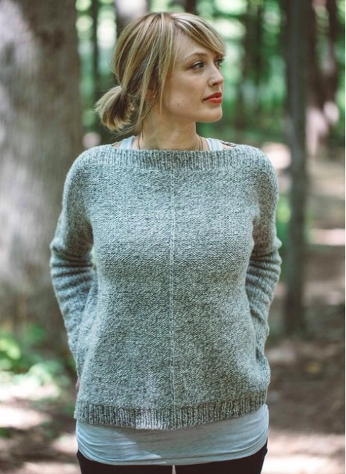 The Weekender Sweater