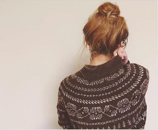 Tiwg Sweater by Junko Okamoto