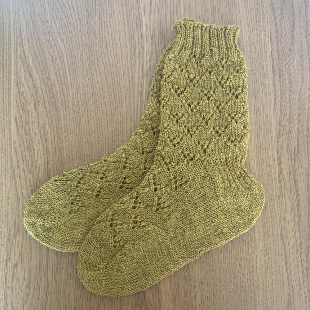 Gingko Socks